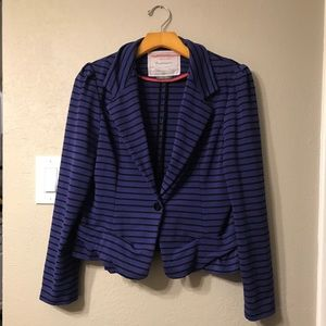 🎄🥂Sale🥂🎄 EUC Anthropologie blazer